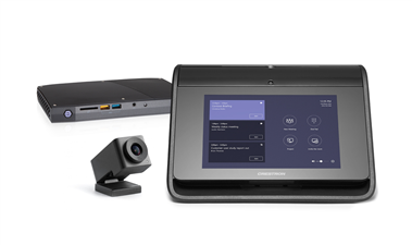 Shop the Flex M150-T huddle room system Teams Room